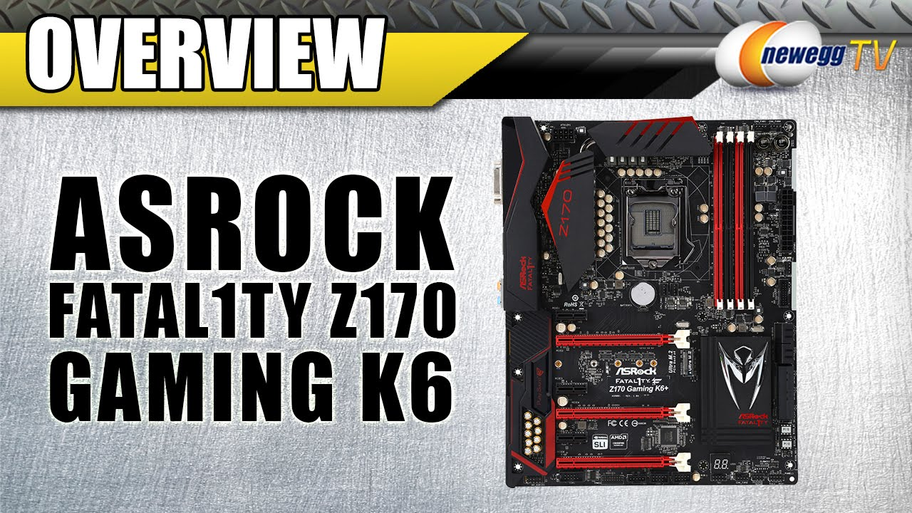 ASRock Fatal1ty Z170 Gaming K6 Intel RST Drivers Windows XP