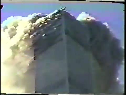 NEW 2013 / WTC Attack September 11, 2001 from New York Police Helicopter LIVE LEAK RARE VIDEO