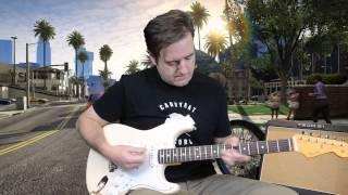 Bold as Love(live from Where the Light Is) - John Mayer Guitar lesson/TAB