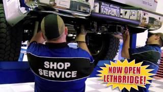 New Truck Accessory Store in Lethbridge Alberta - Cap-it