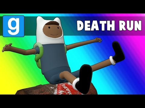 Gmod Deathrun Funny Moments - Musical Chairs! (Garry's Mod)