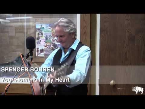 Studio Sessions: Spencer Bohren