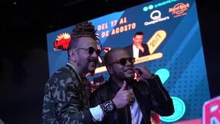"""Ala Jaza @ Latin music Tour """"Rueda De Prensa"""" (Julio 25)"""