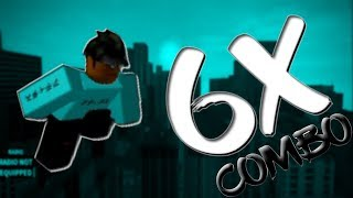 (ROBLOX) Parkour | 6x COMBO CLUTCH CALM RUN! #6xcombo #RobloxParkour #bossloss1xx
