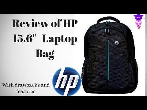 """HP 15.6"""" Laptop Bag Full Review"""
