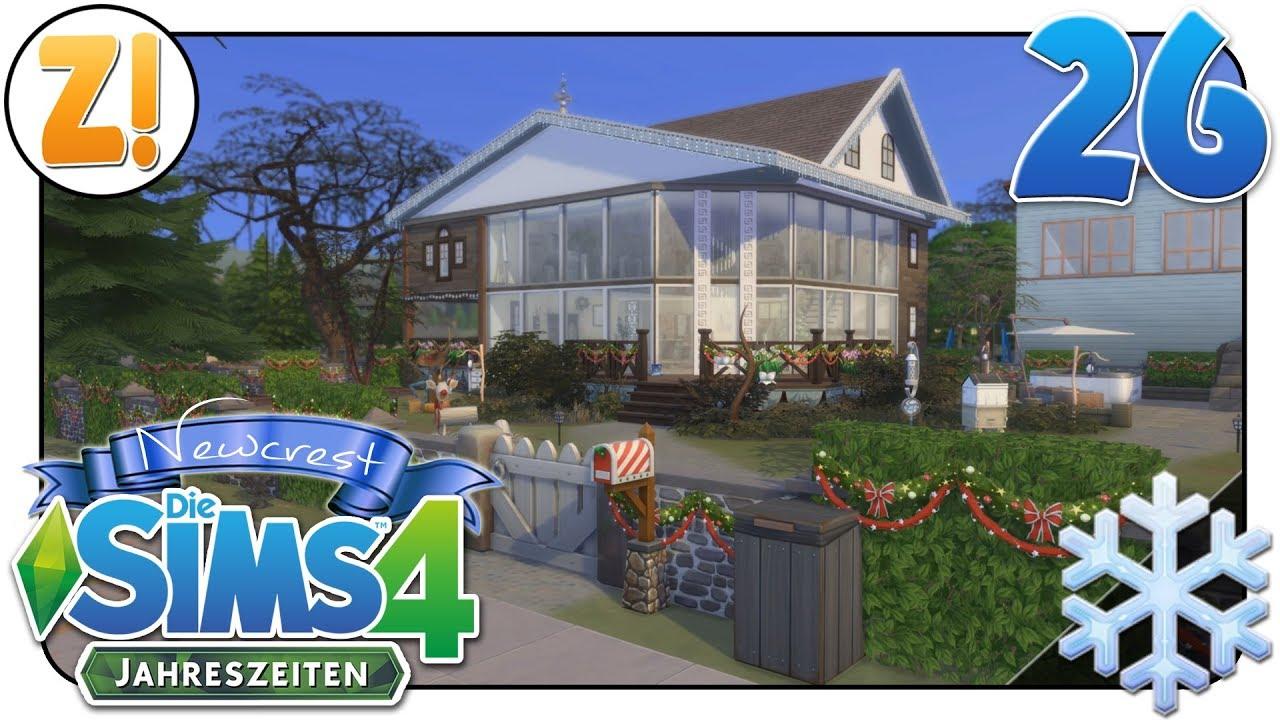 liebenswert Sims 4 Weihnachtsdeko Part - 1: Sims 4 [Jahreszeiten]: Die Weihnachtsdeko #26 | Letu0027s Play [DEUTSCH]