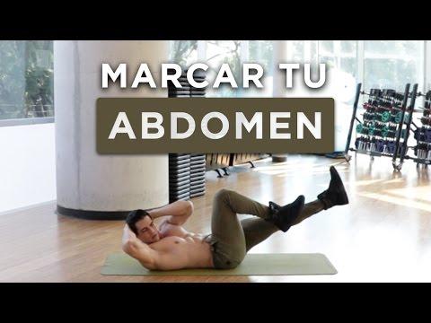 Marca tu abdomen en casa | Rodrigo Romeh