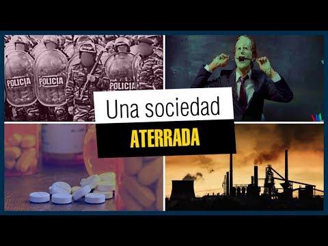 La dictadura del miedo - Documental Corto