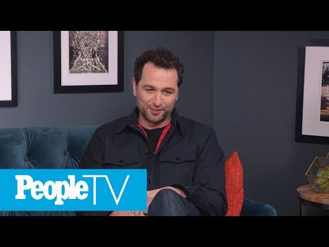 Matthew Rhys On What He'll Miss About Working With Keri Russell  PeopleTV  Entertainment Weekly