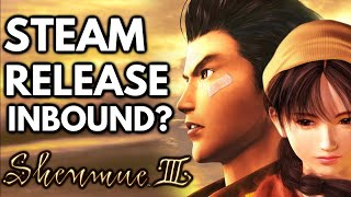 Ys Net And Epic Will Look Into Shenmue III's Epic Games Store Exclusivity