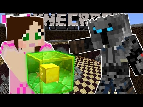 Minecraft: LUCKY BLOCK CHALLENGE (ARE YOU FEELING LUCKY?!) Custom Command