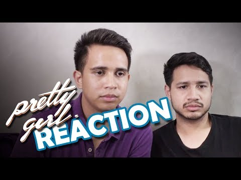 PRETTY GIRL (REACTION) - Andovi da Lopez and Jovial da Lopez (Skinnyindonesian24)