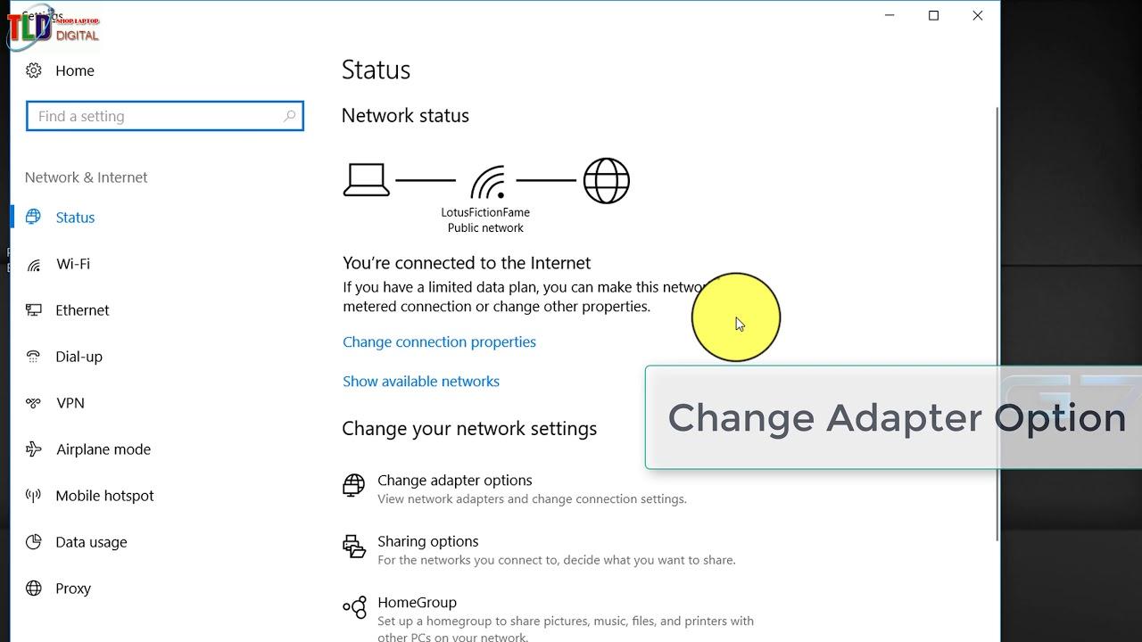 Hướng dẫn cách hiện mật khẩu wifi trên máy tính Windows 10 đơn giản
