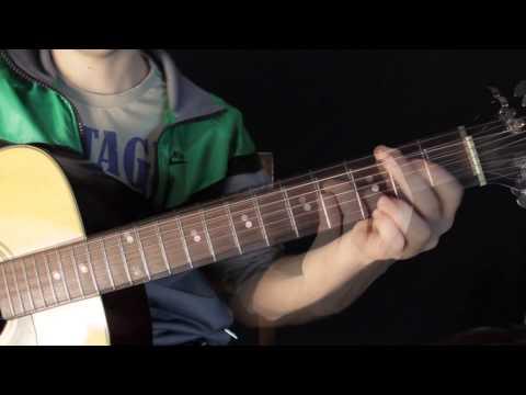 Como Tocar Al Vacio - No Te Va Gustar (NTVG) - Leccion de Guitarra Electrica y Acustica