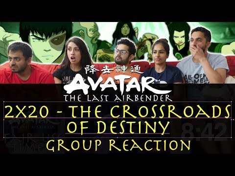 Avatar: The Last Airbender - 2x20 The Crossroads of Destiny - Group Reaction