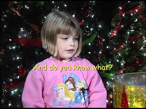 The Christmas Story by Kids - Portland Christian Center | A ...