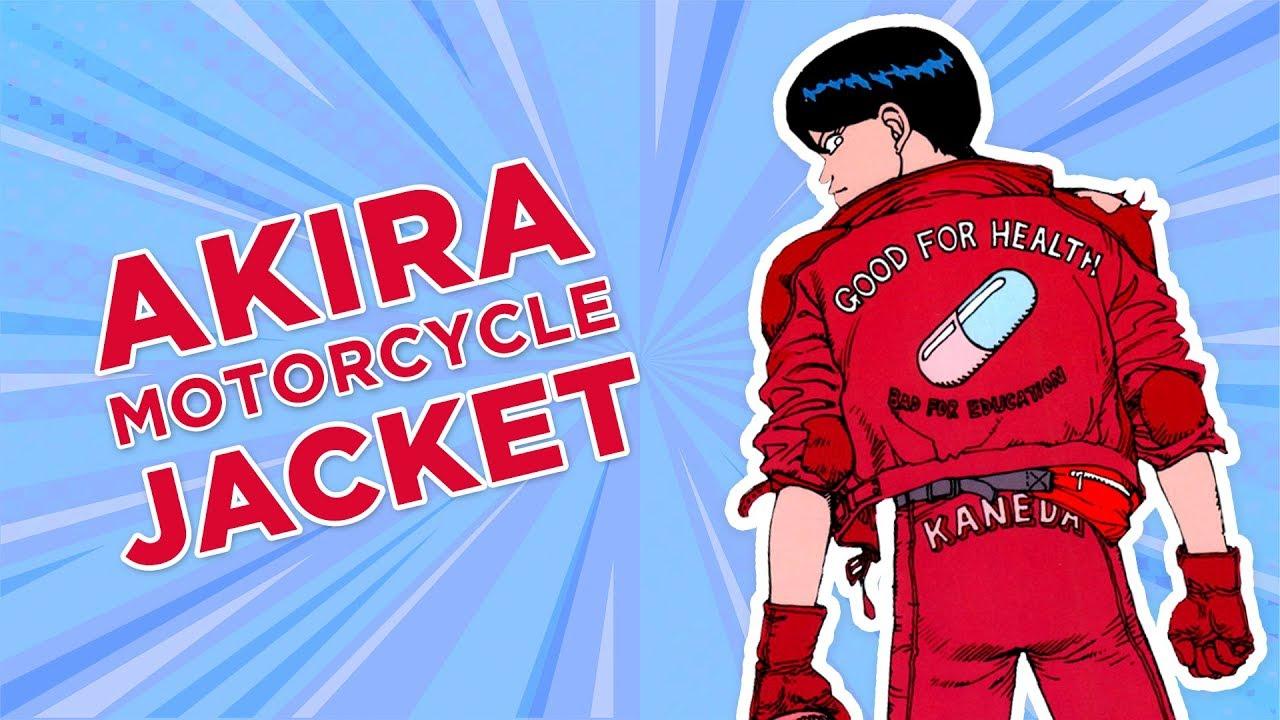 Akira Kaneda Jacket Youtube