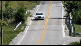 1989 Lincoln Town Car - Driving By