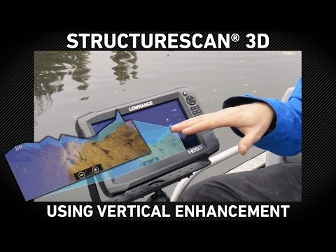 StructureScan 3D Vertical Enhancement
