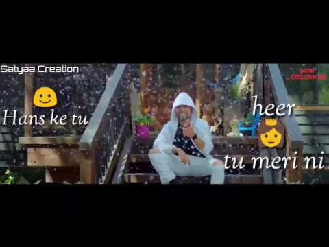 RANG GORA | AKHIL | SONG VIDEO WHATSAPP STATUS WITH LYRICS