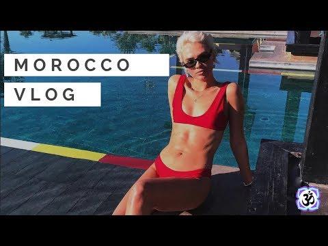 Morocco | Vlog | Riu Palace | Vegan