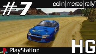 Colin McRae Rally (Part 7) - Sandtrapped - HGPlay