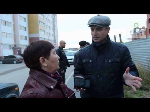 Жители ул. Мичурина в Югорске против стройки