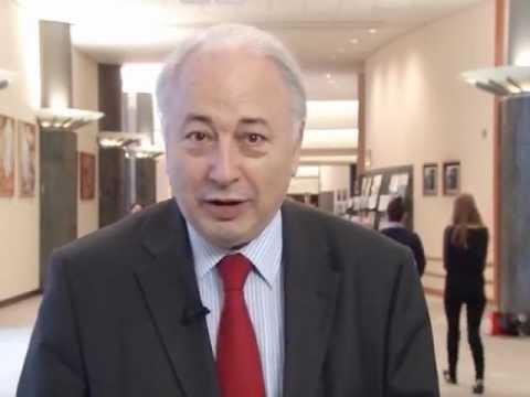 Endorsement by Jean-Paul Gauzes - Prof Edward Scicluna