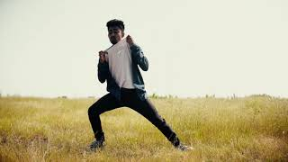 Gambar cover Ed Sheeran - Best Part Of Me | Lyrical Dance | Virendra Chauhan |  Aaren Entertainment