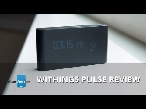 Withings Pulse Review