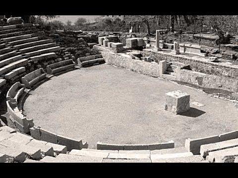 Epidaurus restoration
