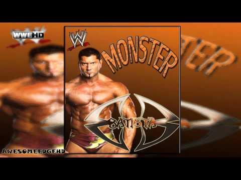 "WWE: Batista Theme '""Monster""' Download"