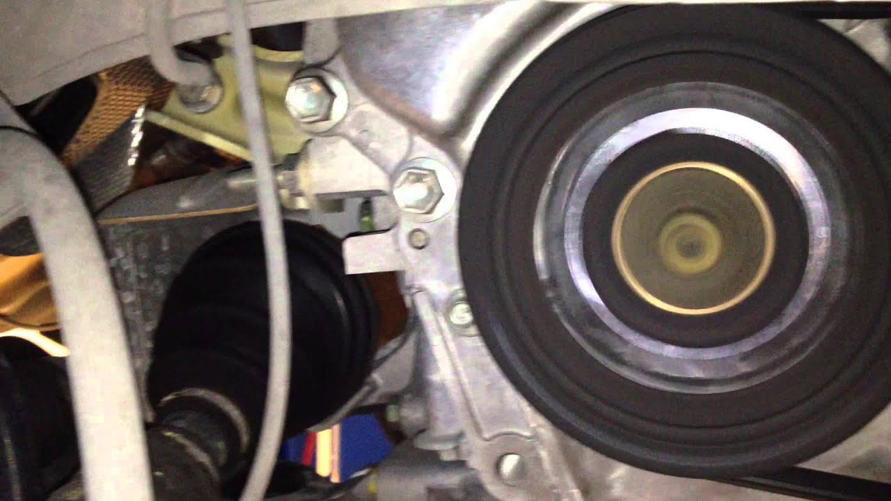 Nissan Juke Stretched Timing Chain Youtube