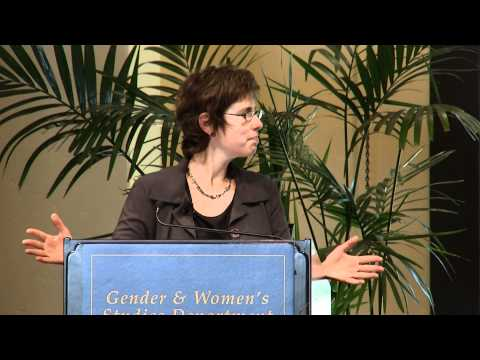 Faculty Research Panel - Gender & Women's Studies, UC Berkeley