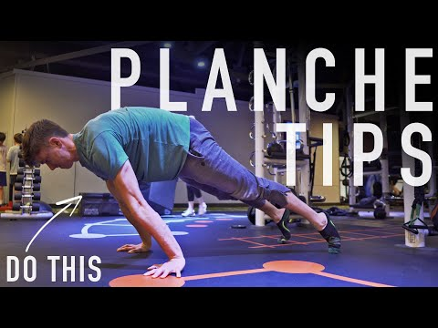 Planche Training Tips | 2020 Skills Checklist