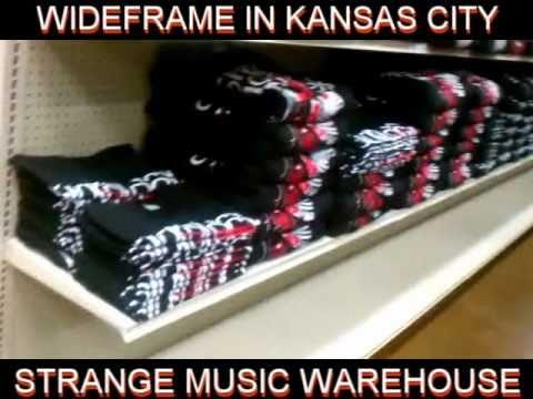 WIDEFRAME IN KANSAS CITY @ TECH NINE'S STRANGE MUSIC