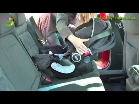 Детское автокресло Graco Logico S HP в интернет магазине Bebe-market.com.ua
