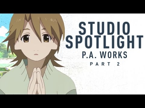 The Eccentric Family, P.A. Works and the Perfect Animator | Anime Studio Spotlight