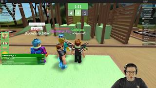 Survivor with Phineapoo!!! (Roblox) [uncut]