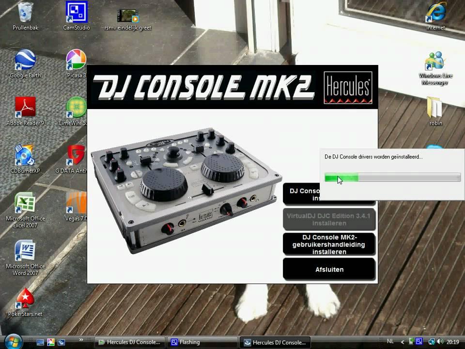 GRATUIT MK2 PILOTE TÉLÉCHARGER CONSOLE DJ