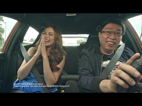 SEAOIL Believer - Arci Muñoz suprises a car enthusiast