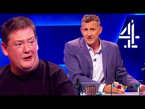 Johnny Vegas' Incredibly Powerful Speech Against Trump & Detaining Children  The Last Leg