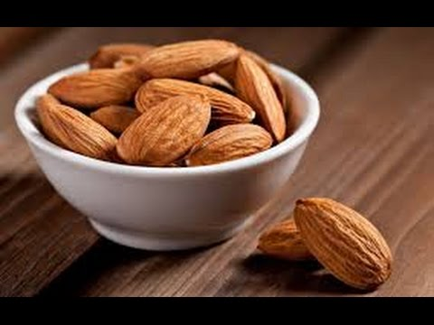 Natural Foods For Reduce Belly Fat Quickly   With Almonds