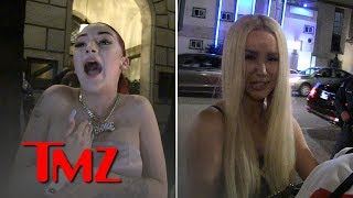 Video Danielle Bregoli & Iggy Azalea Discuss The Drink-Throwing Incident download MP3, 3GP, MP4, WEBM, AVI, FLV November 2018