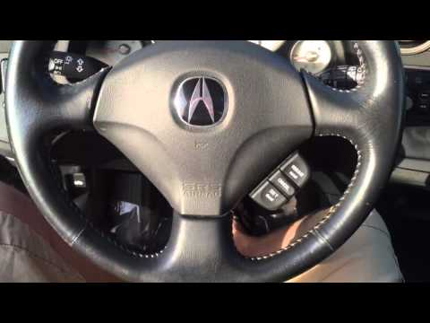 2006 Acura RSX Quick Tour / Overview