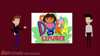 Dora And Caillou Rules 2012 YouTube Channel Analytics and Report