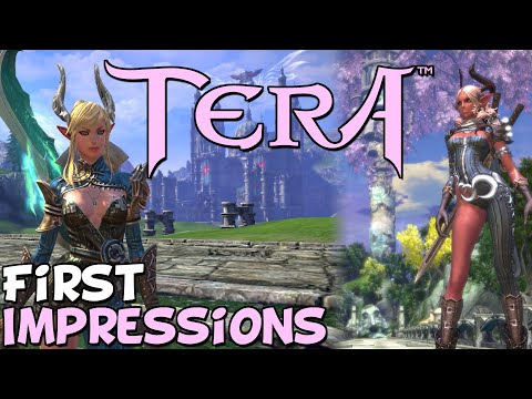 """TERA 2020 First Impressions """"Is It Worth Playing?"""""""