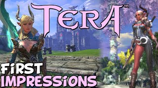 "TERA 2020 First Impressions ""Is It Worth Playing?"""