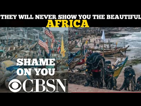 This is Why The Foreign Media is Not Helping Africa To Develop,  Showing  Ugly & Disgusting Videos