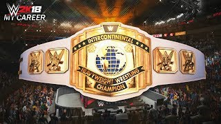 WWE 2K18 My Career Mode - Ep 70 - INTERCONTINENTAL CHAMPIONSHIP MATCH!! Payback PPV!!